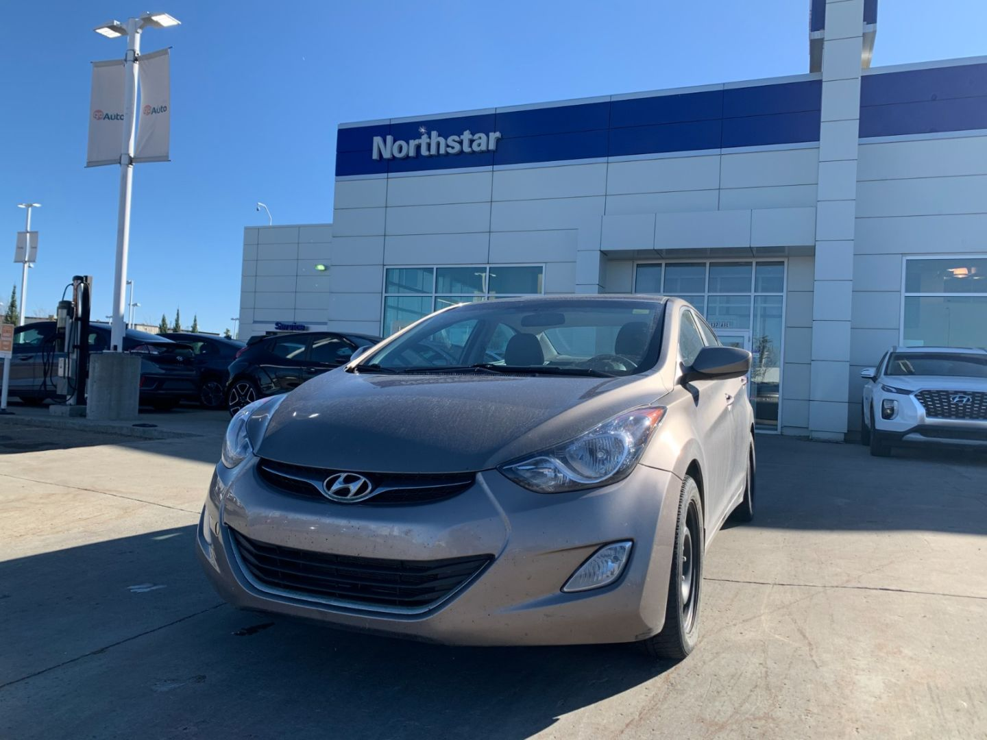 2012 Hyundai Elantra GLS for sale in Edmonton, Alberta