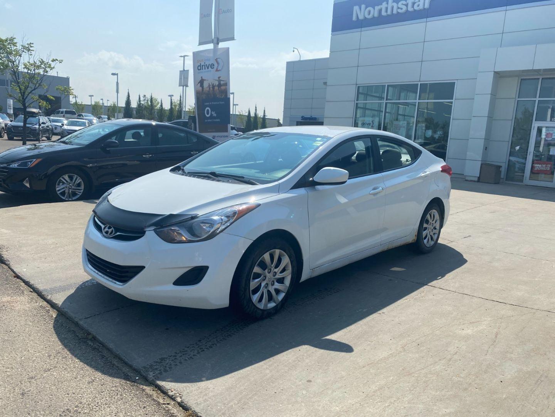 2012 Hyundai Elantra GL for sale in Edmonton, Alberta