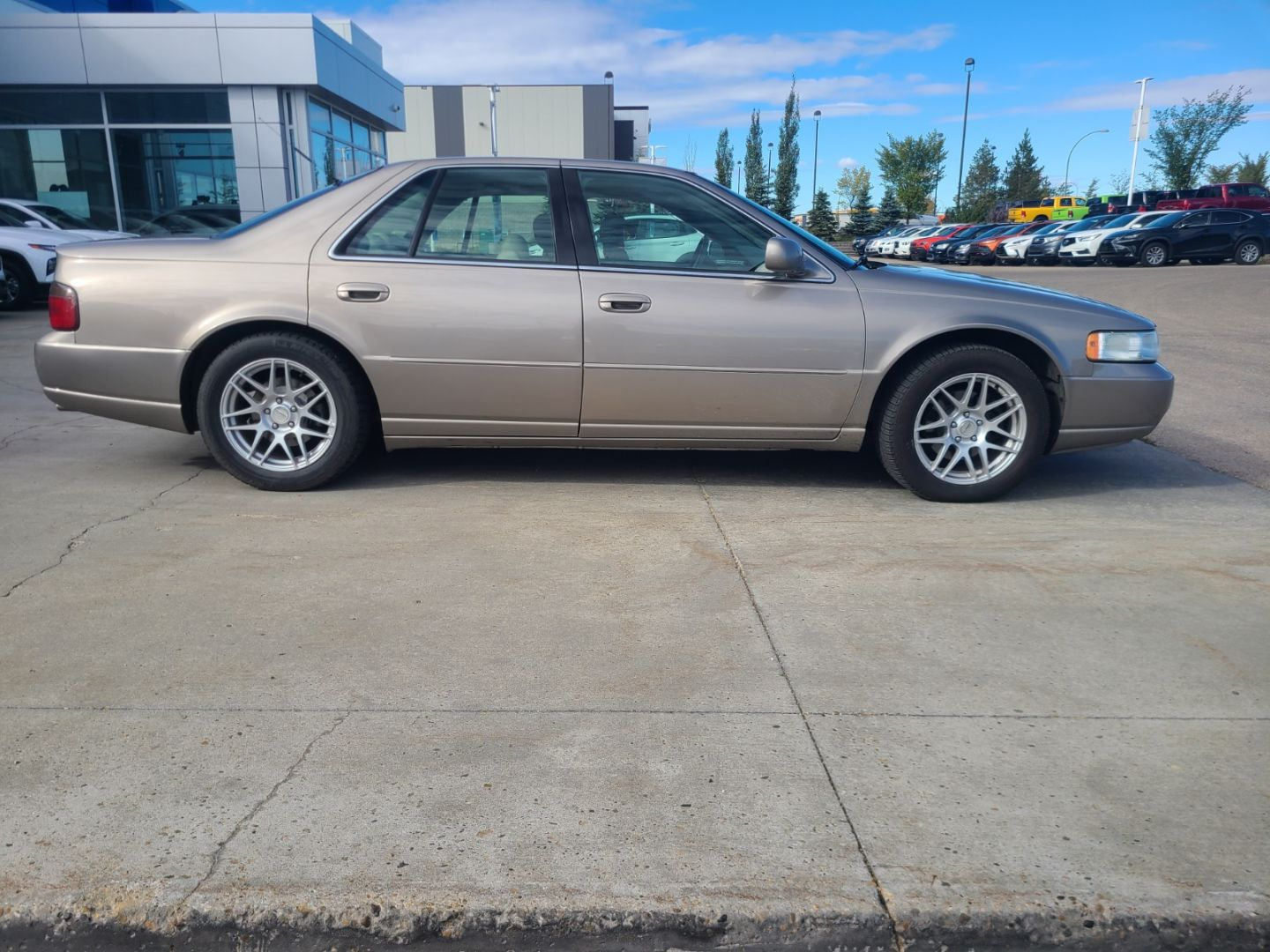 2003 Cadillac Seville Touring STS for sale in Edmonton, Alberta