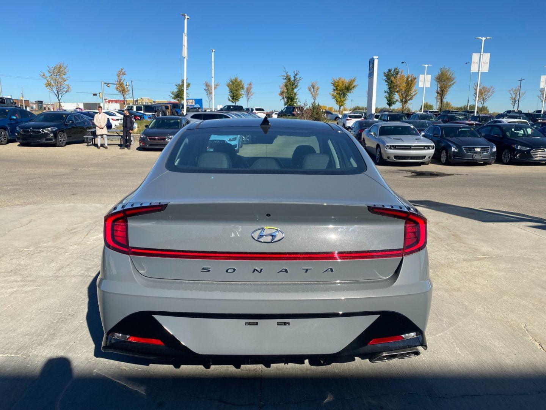 2022 Hyundai Sonata Luxury for sale in Edmonton, Alberta