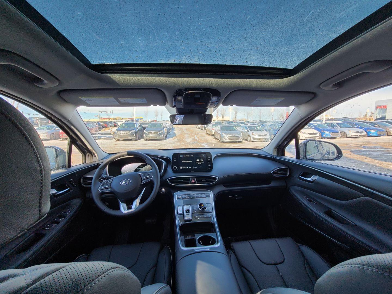 2022 Hyundai Santa Fe Hybrid Luxury for sale in Edmonton, Alberta