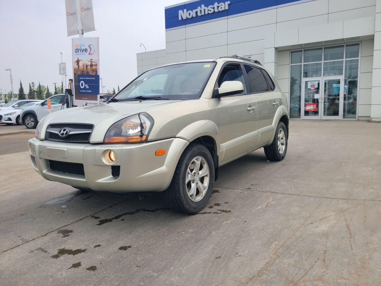 2009 Hyundai Tucson Limited for sale in Edmonton, Alberta
