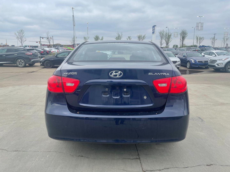 2009 Hyundai Elantra GL for sale in Edmonton, Alberta