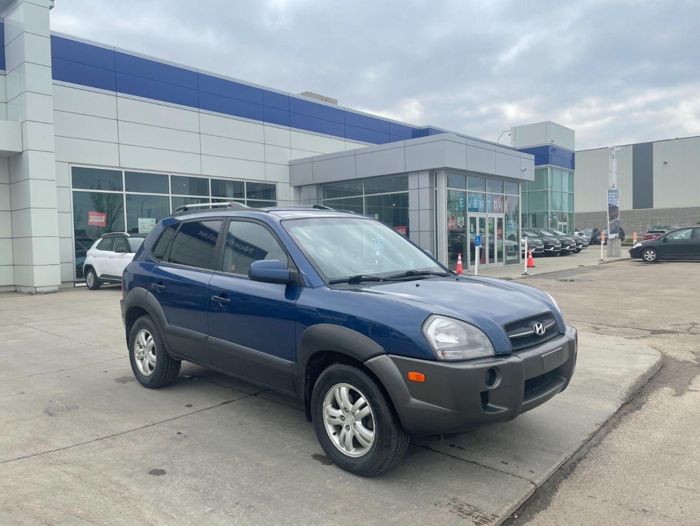 2007 Hyundai Tucson GL for sale in Edmonton, Alberta