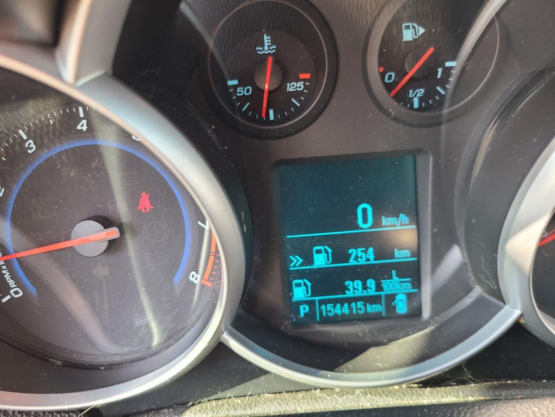 2012 Chevrolet Cruze LT Turbo w/1SA for sale in Edmonton, Alberta