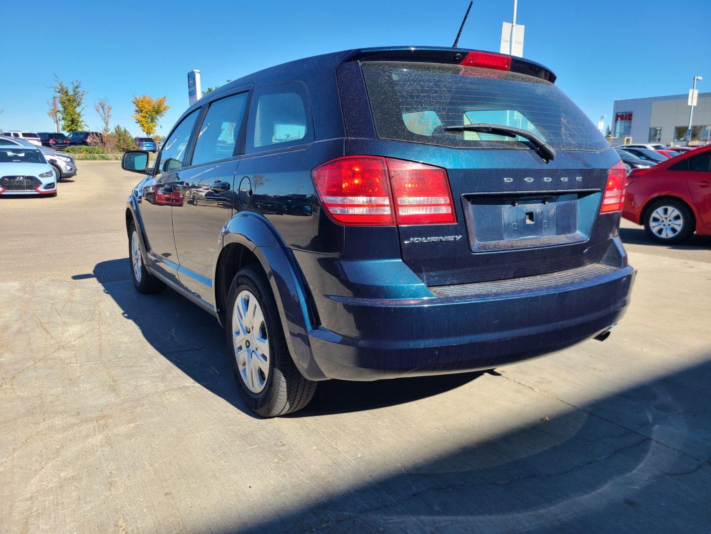 2015 Dodge Journey Canada Value Pkg for sale in Edmonton, Alberta