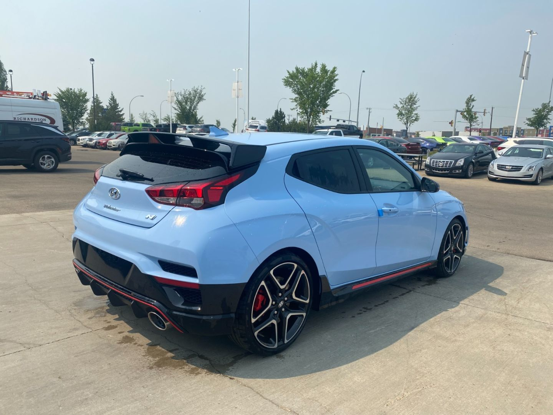 2022 Hyundai Veloster N  for sale in Edmonton, Alberta