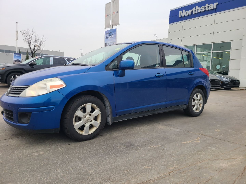 2008 Nissan Versa 1.8 SL for sale in Edmonton, Alberta
