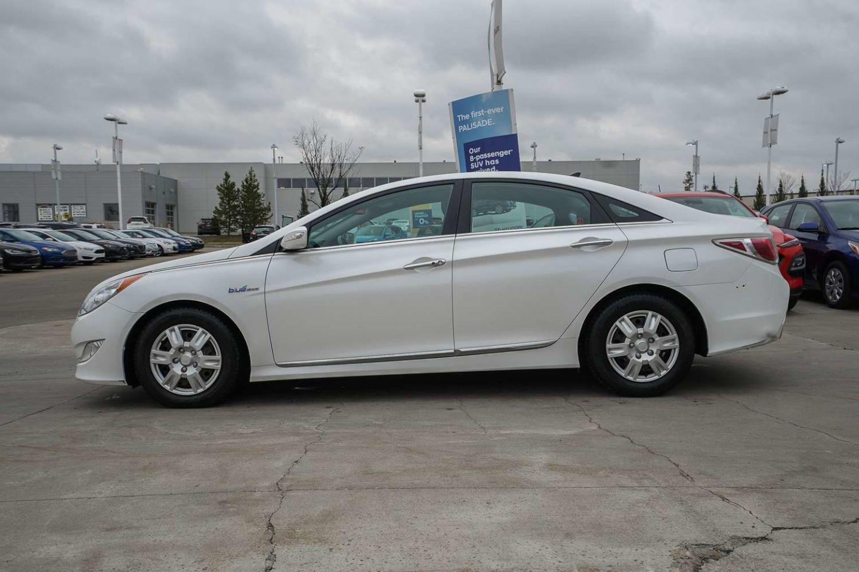 2015 Hyundai Sonata Hybrid Limited for sale in Edmonton, Alberta