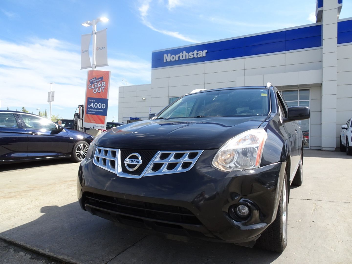 2011 Nissan Rogue SV for sale in Edmonton, Alberta