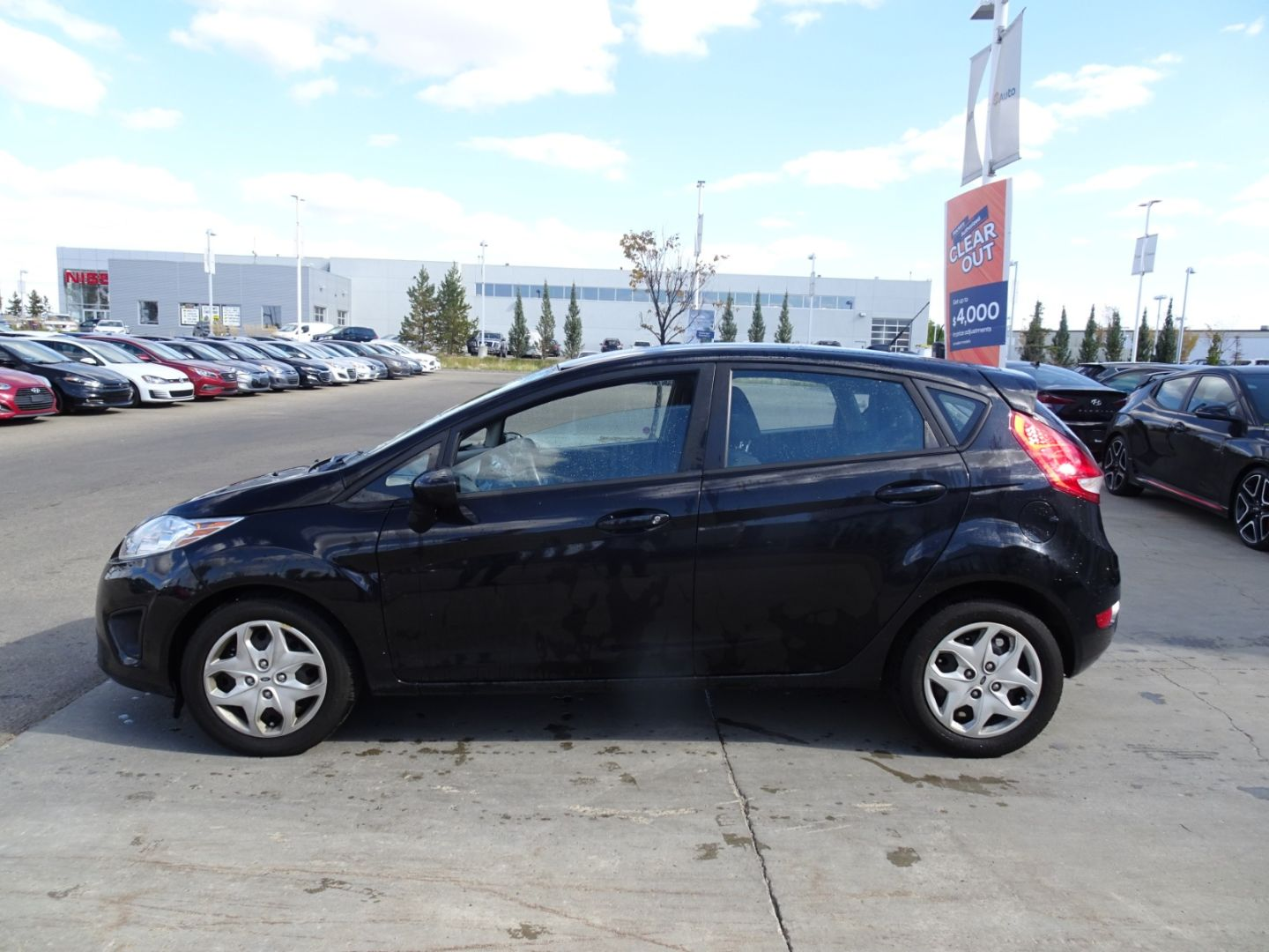 2013 Ford Fiesta SE for sale in Edmonton, Alberta