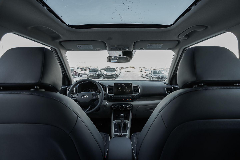 2020 Hyundai Venue Ultimate w/Denim Interior for sale in Edmonton, Alberta