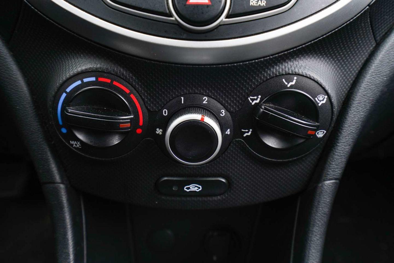 2012 Hyundai Accent GL for sale in Edmonton, Alberta