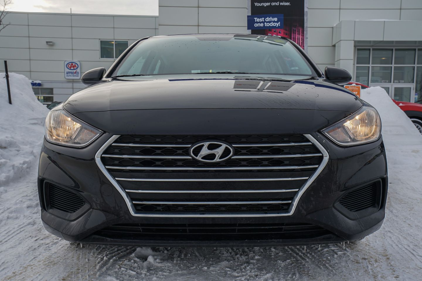 2019 Hyundai Accent Preferred for sale in Edmonton, Alberta