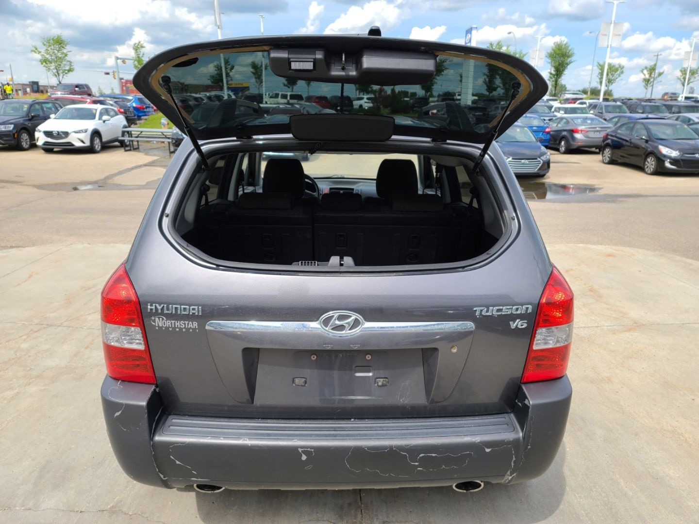 2008 Hyundai Tucson GL for sale in Edmonton, Alberta