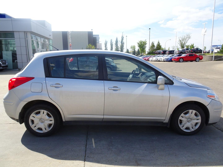 2012 Nissan Versa S for sale in Edmonton, Alberta