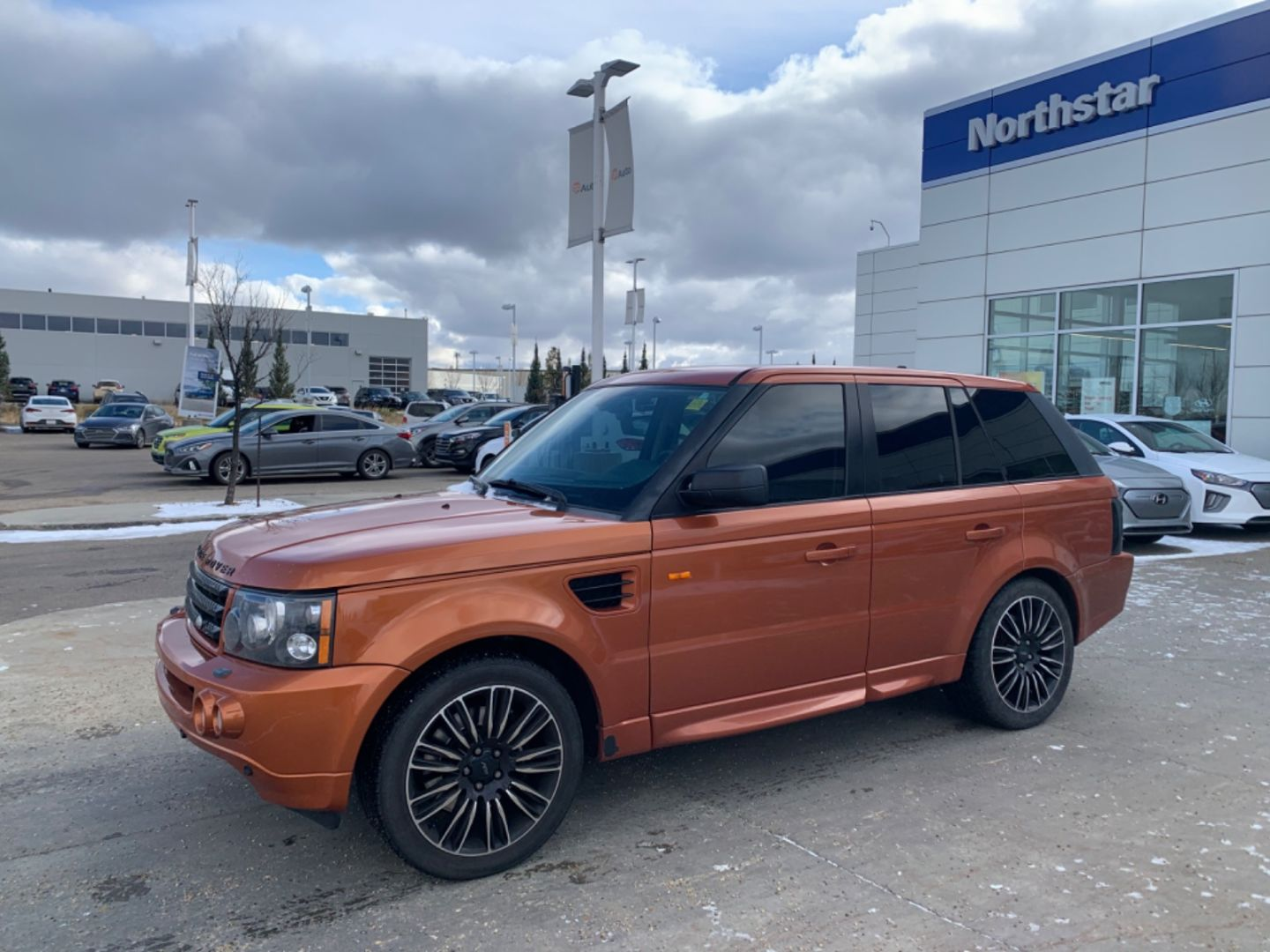2006 Land Rover Range Rover Sport SC for sale in Edmonton, Alberta