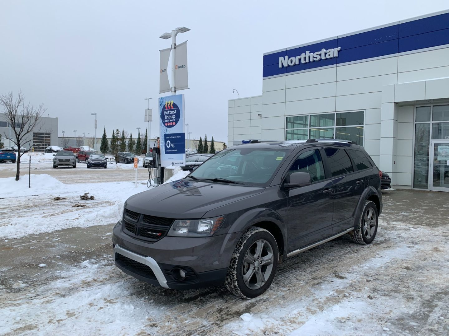 2016 Dodge Journey Crossroad for sale in Edmonton, Alberta