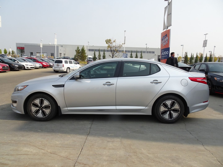 2013 Kia Optima Hybrid Hybrid for sale in Edmonton, Alberta