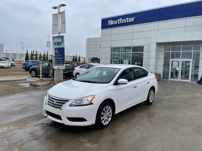 2014 Nissan Sentra S for sale in Edmonton, Alberta