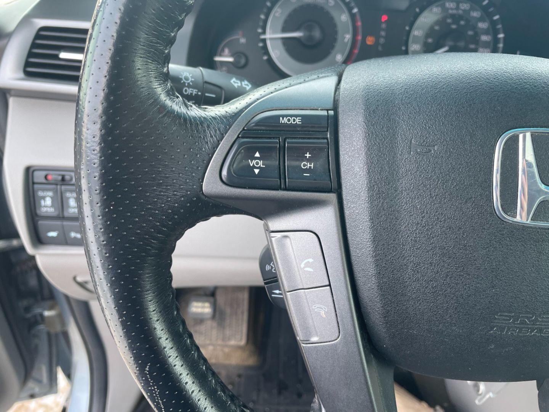 2011 Honda Odyssey EX-L for sale in Edmonton, Alberta