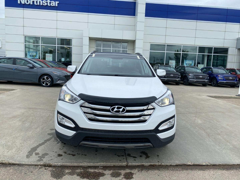 2015 Hyundai Santa Fe Sport Limited for sale in Edmonton, Alberta