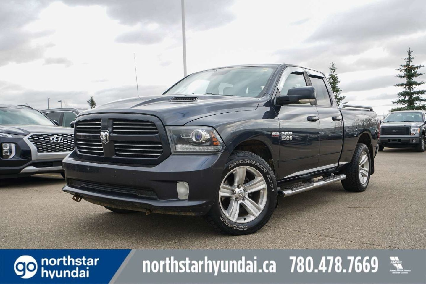 2013 Ram 1500 Sport for sale in Edmonton, Alberta