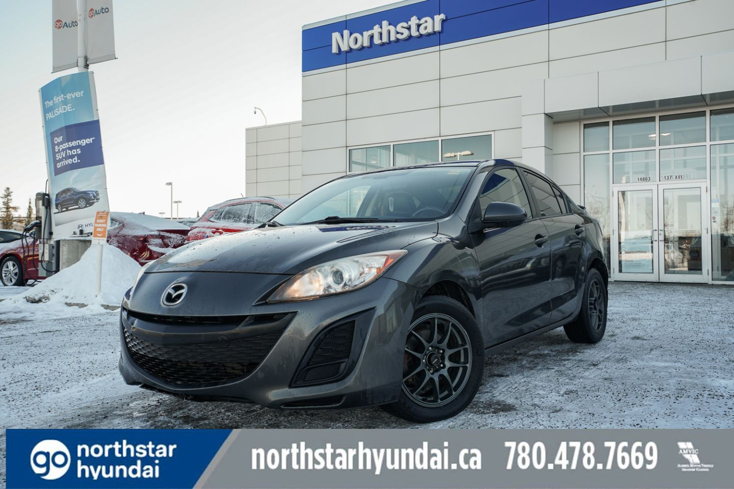 2011 Mazda Mazda3 GS for sale in Edmonton, Alberta