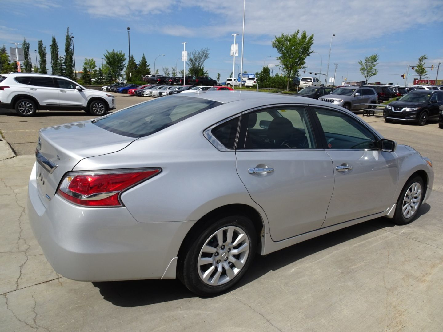 2014 Nissan Altima 2.5 S for sale in Edmonton, Alberta