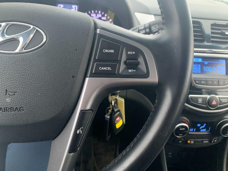 2016 Hyundai Accent GLS for sale in Edmonton, Alberta