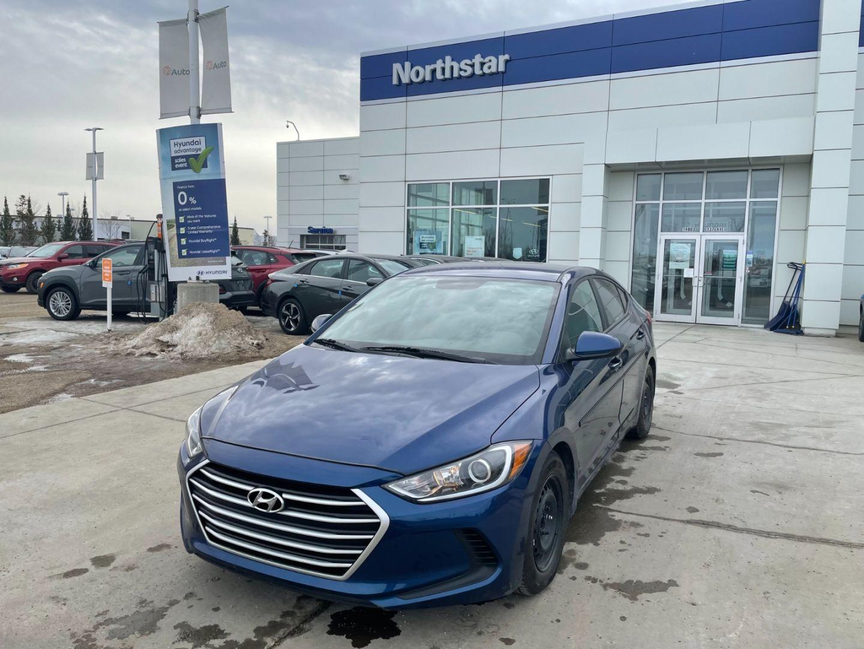 2017 Hyundai Elantra LE for sale in Edmonton, Alberta