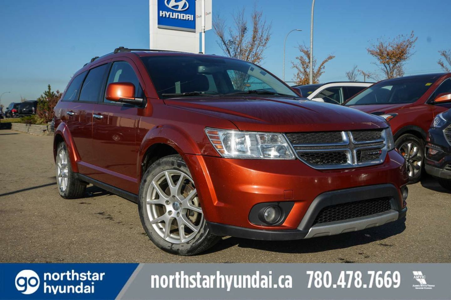 2013 Dodge Journey R/T for sale in Edmonton, Alberta