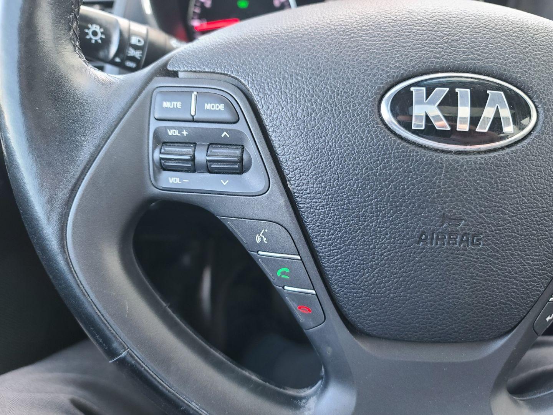 2015 Kia Forte SX for sale in Edmonton, Alberta