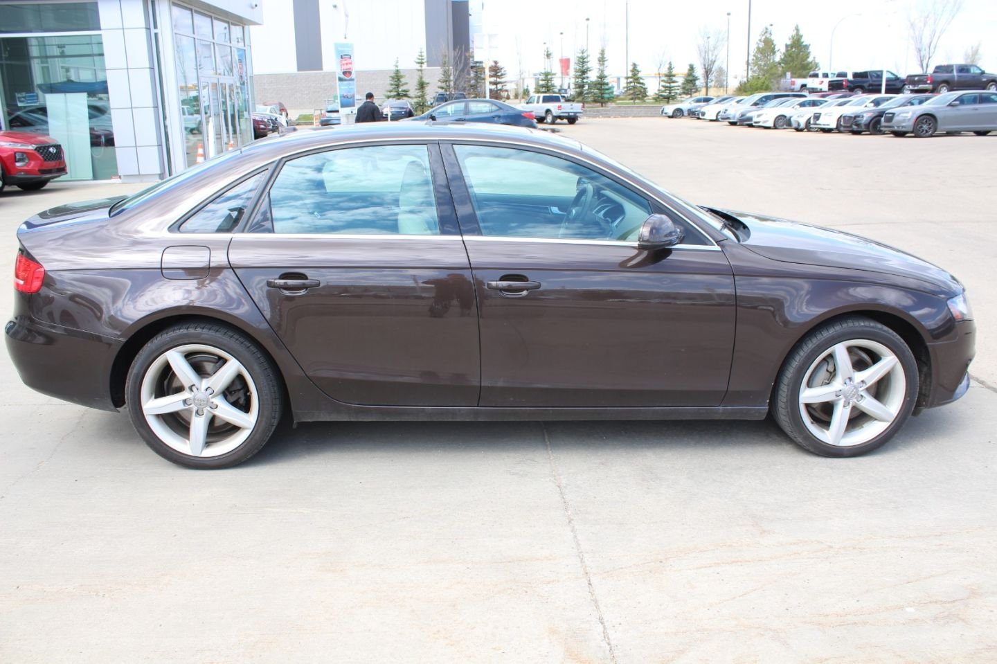 2011 Audi A4 2.0T Premium Plus for sale in Edmonton, Alberta