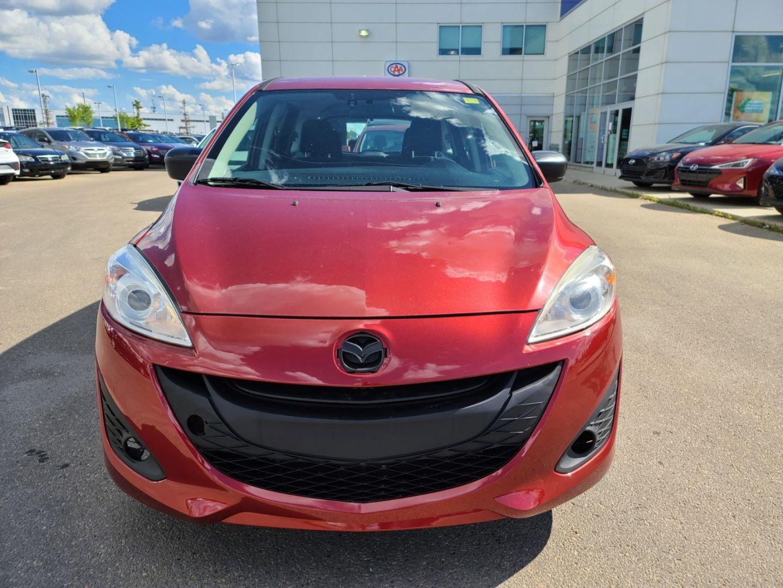 2014 Mazda Mazda5 GS for sale in Edmonton, Alberta