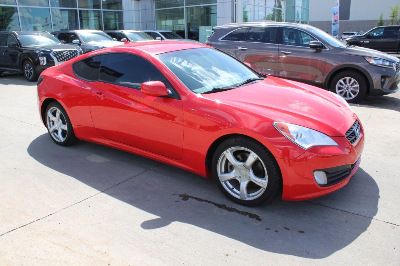 2011 Hyundai Genesis Coupe  for sale in Edmonton, Alberta