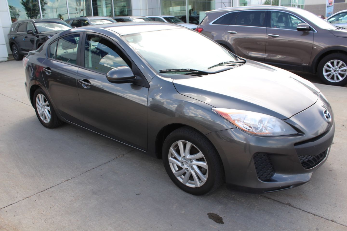 2012 Mazda Mazda3 GX for sale in Edmonton, Alberta