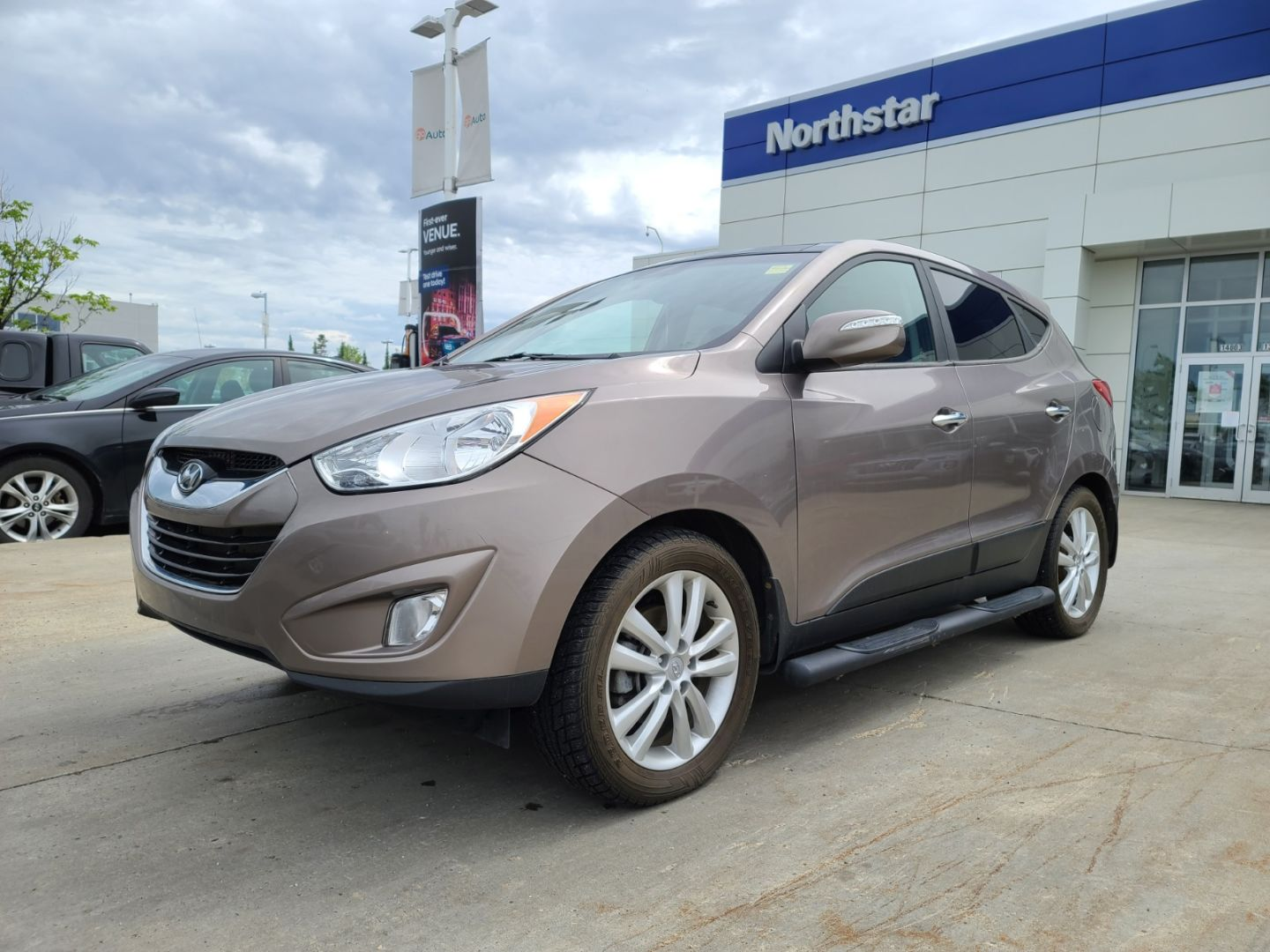 2012 Hyundai Tucson Limited w/Nav for sale in Edmonton, Alberta