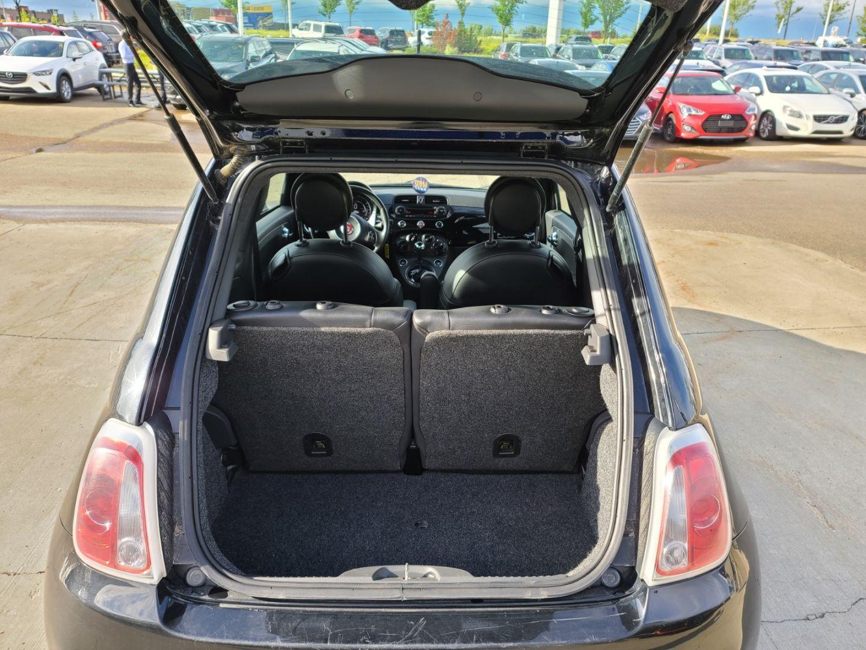 2015 FIAT 500 Sport for sale in Edmonton, Alberta