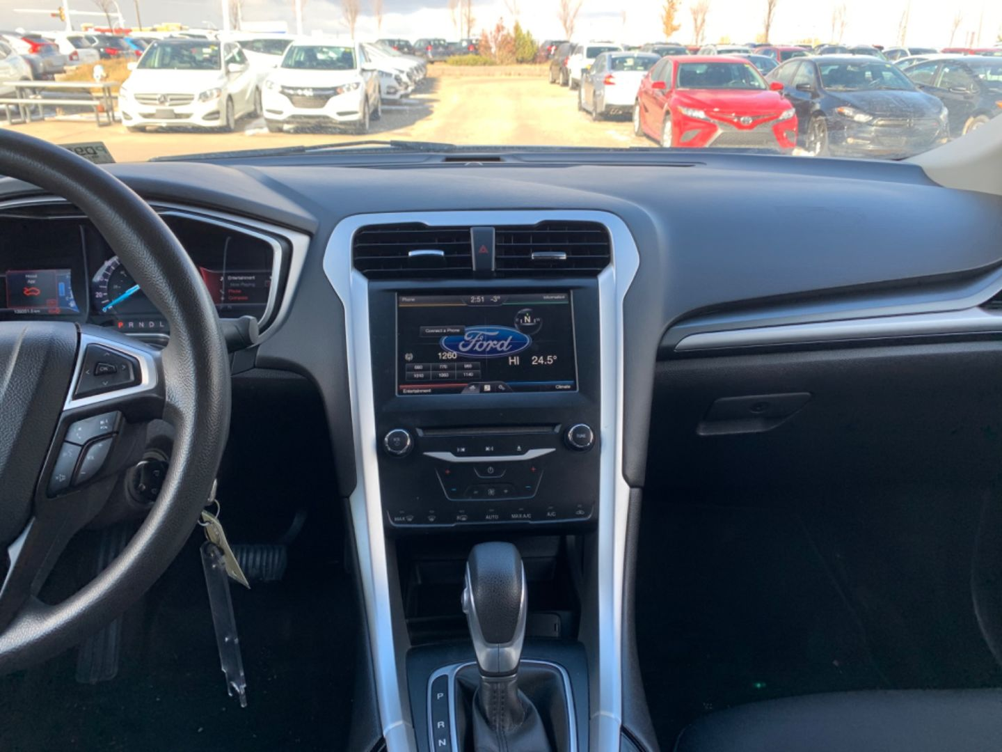 2014 Ford Fusion SE Hybrid for sale in Edmonton, Alberta