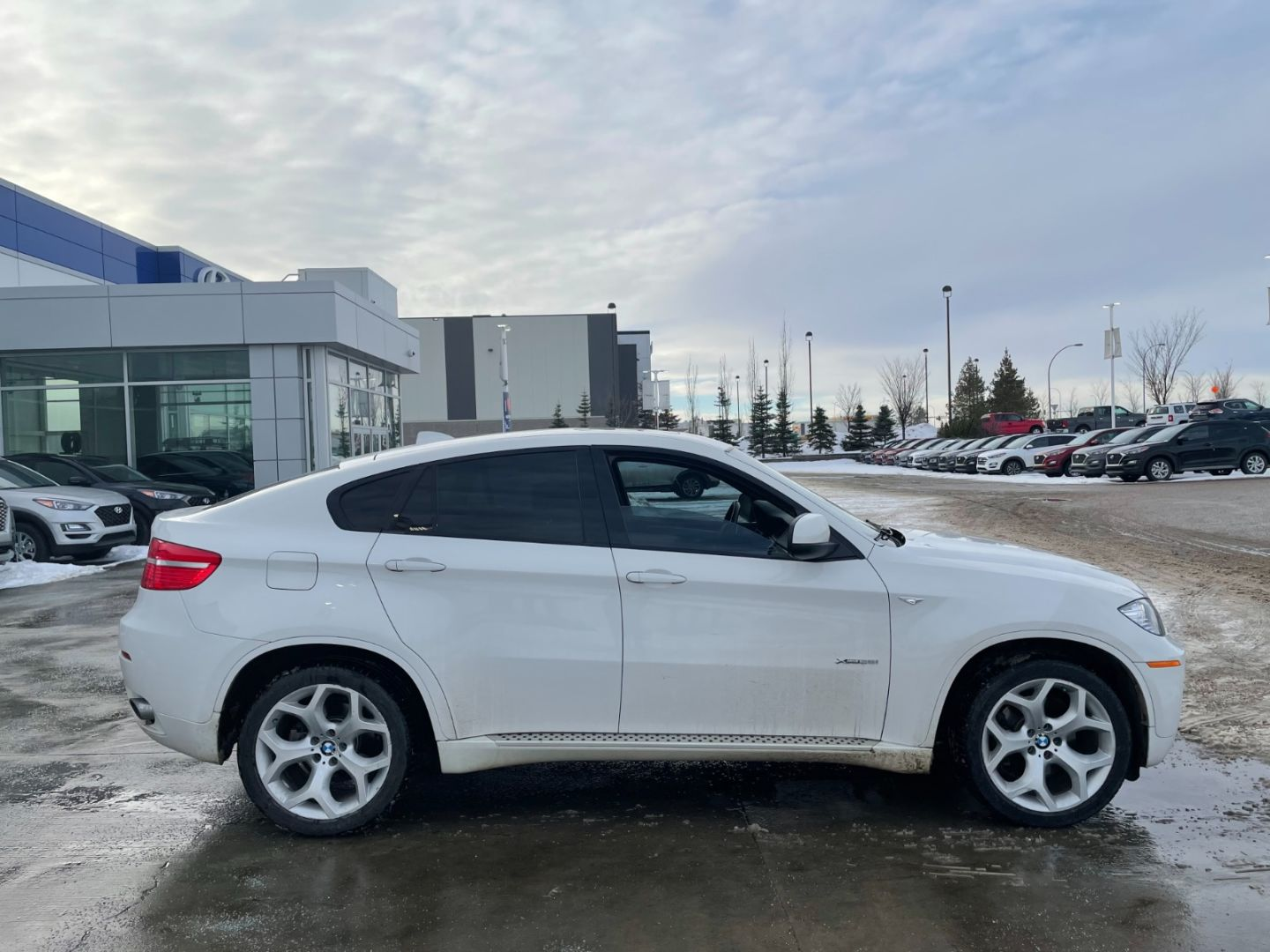 2009 BMW X6 35i for sale in Edmonton, Alberta