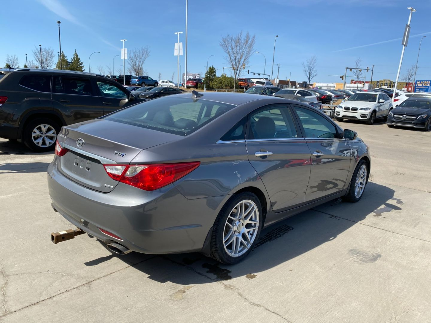 2013 Hyundai Sonata Limited for sale in Edmonton, Alberta