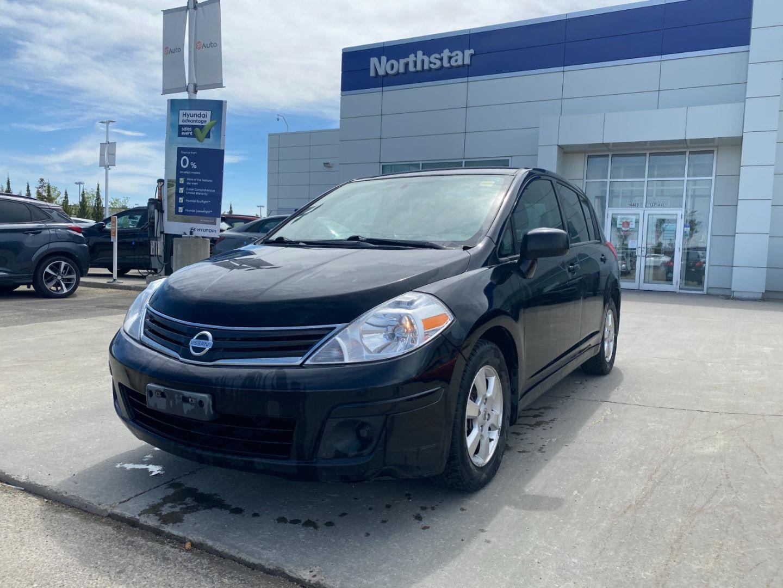2012 Nissan Versa SL for sale in Edmonton, Alberta