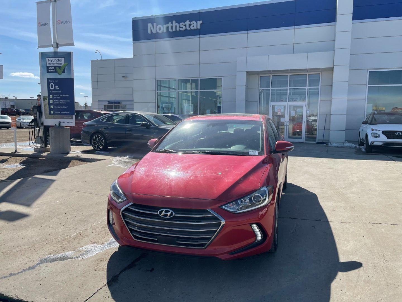 2018 Hyundai Elantra Limited for sale in Edmonton, Alberta