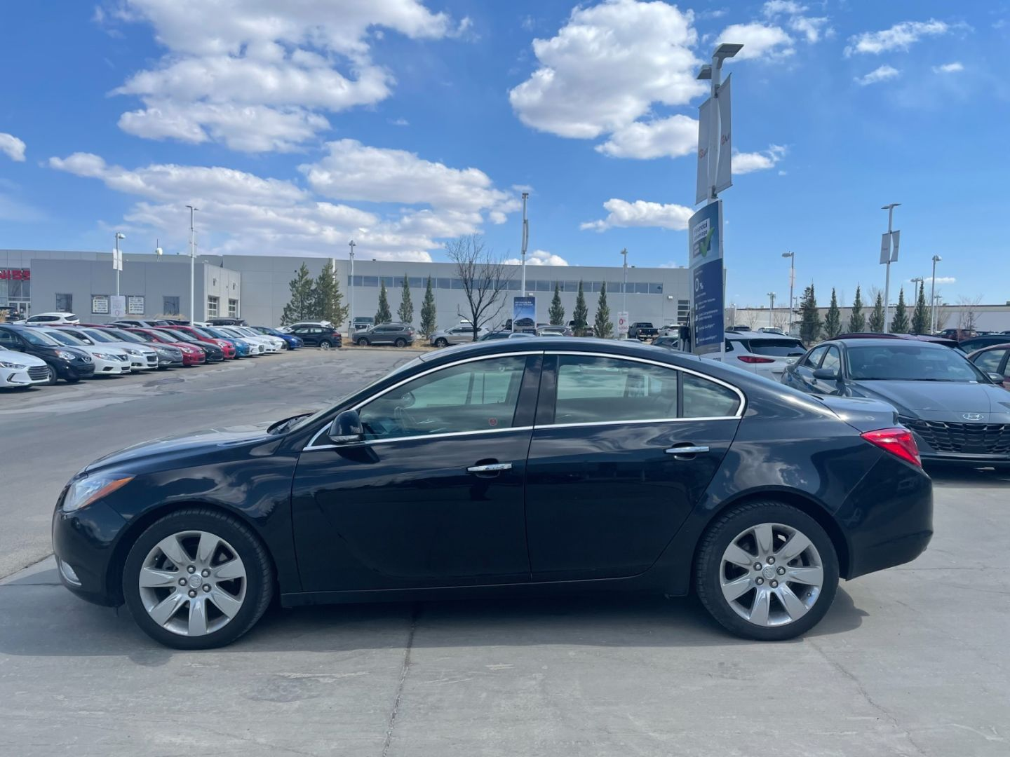 2013 Buick Regal Turbo for sale in Edmonton, Alberta