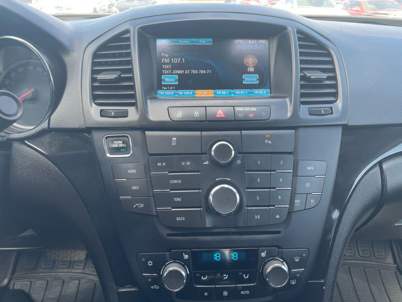 2013 Buick Regal Turbo for sale in Edmonton, Alberta