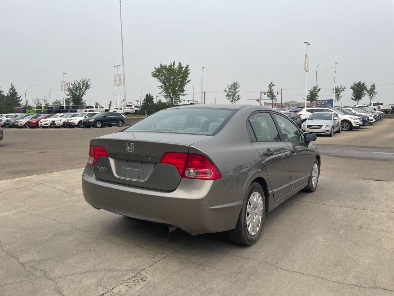 2007 Honda Civic Sdn DX-G for sale in Edmonton, Alberta