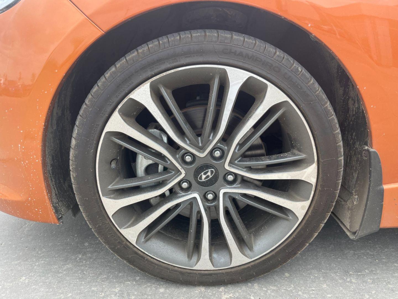 2016 Hyundai Veloster Turbo for sale in Edmonton, Alberta