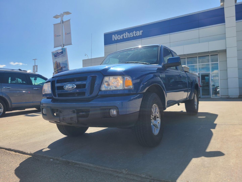 2007 Ford Ranger Sport for sale in Edmonton, Alberta