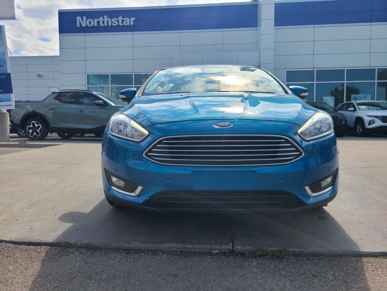 2016 Ford Focus Titanium for sale in Edmonton, Alberta
